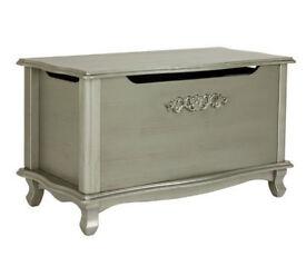 Collection Sophia Blanket Box - Champagne