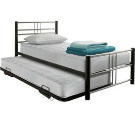Atlas Guest Bed - Black