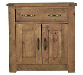 Collection Harvard 2 Door 1 Drawer Solid Pine Sideboard