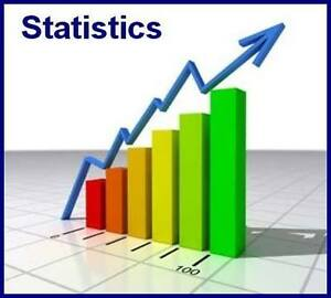 Statistics Assignment and Homework Help - STATA-SPSS-EXCEL-R