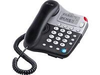 Binatone Spirit 410 Corded Desk Telephone - Single