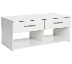 Hygena Hayward Coffee Table - White
