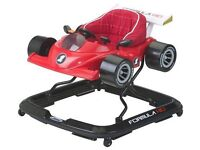 FORMULA BABY WALKER RED BRAND NEW PACKED