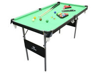 Snooker and Pool Table - 4ft 6in