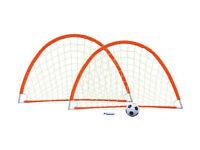 Opti Twin Flexi Football Goal