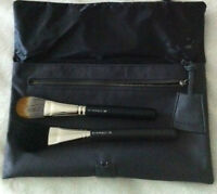 MAC Makeup Brushes and Pouch - $30 OBO