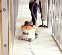 CONSTRUCTION CLEANING IN KELOWNA