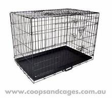 FREE SHIPPING! Affordable Dog Cages (Medium) SALE 39% OFF!!! Carlton Melbourne City Preview