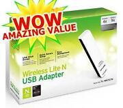TP Link Wireless USB Adapter