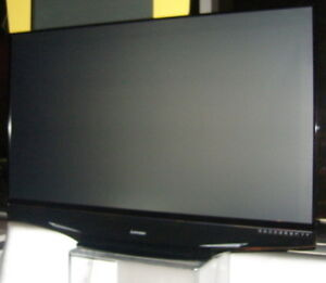"""mits 65"""" rear projection tv"""