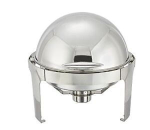 BARELY USED Stainless Steel Chafers for Sale