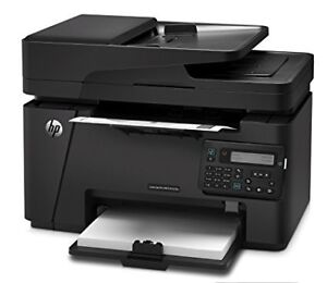 HP Laserjet Pro M127fn Networked All-in-One Printer