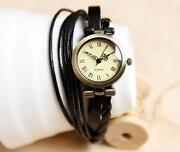 Lederarmband Uhr