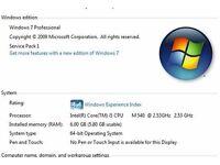 hp 2540p i5 laptop