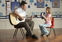 Register now for Fall Music Lessons. Ages 5 and up!