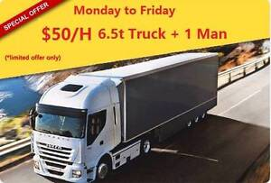 Quick Removals Truck from $50/H West Richmond West Torrens Area Preview