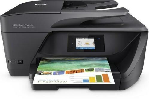 HP OfficeJet Pro 6960 - All-in-One printer (Printers)