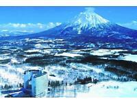 RESTAURANT/SERVICE MANAGER - SKI SEASON JAPAN
