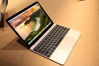 """Brand New 12"""" Gold MacBook For Grabs"""