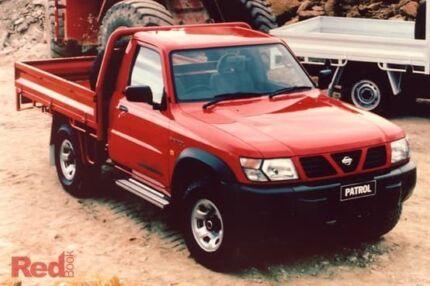 Wanted: Wanted Nissan Patrol GQ or GU Coil Cab Ute