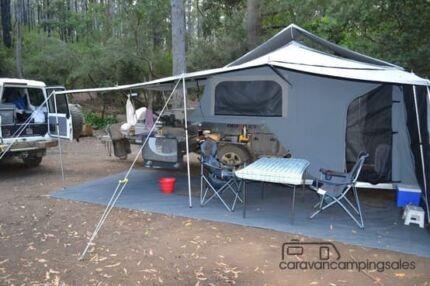 2015 AOR Odyssey Camper Trailer