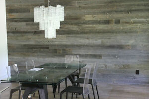 Barn Board Accent Walls - Reclaimed Accent Walls Kitchener / Waterloo Kitchener Area image 5