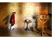 OXFORD CASTLE GHOST HUNT