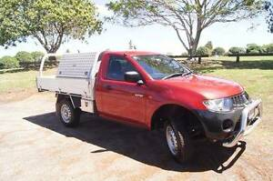 2008 Mitsubishi Triton Ute Bracken Ridge Brisbane North East Preview