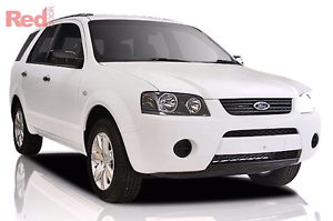 Wanted: Ford Territory Clarence Town Dungog Area Preview