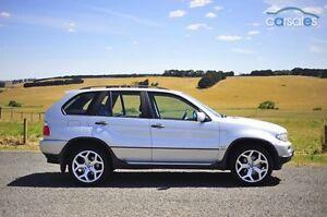 BMW X5 2004, Blue Tooth, Sat Nav. Ballarat Central Ballarat City Preview