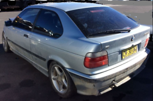 BMW E36 04/1997 318ti ///M Compact / Hatchback (PARTS ONLY)