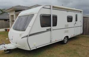 2007 SWIFT/ABBEY VOGUE 520/4 4 BERTH LIGHWEIGHT ONLY 1256KG. Burpengary Caboolture Area Preview