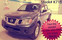 2013 Nissan Frontier **ON SALE**