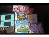 Nintendo DS bundle with games
