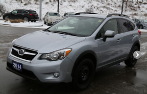 2014 Subaru XV Crosstrek Touring with Winters (Acura West)
