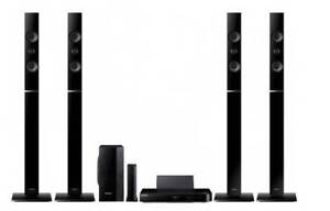 Samsung Home Theatre System & Blueray player