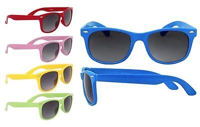 Blues Brothers Brille Rocker 70'er Jahre Party Sonnenbrille viele farben