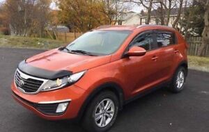 TRADE ONLY. 2013 Kia Sportage.