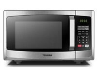 Toshiba ml‑em23p(ss) microwave