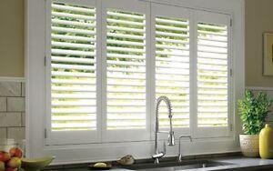 California Shutters, blinds & more! Free Estimate! 6477860121