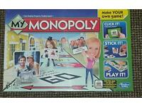 My Monopoly brand new