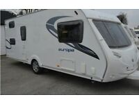 Sterling Europa 565 6 berth 2011 touring caravan for sale