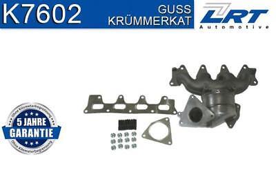 Auspuff RENAULT GRAND ESPACE 3 III 2.0 16V 140PS Auspuffanlage 472