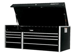 Snap-On Top Chest KRL 791 BLACK - Tête de coffre à outils NOIR