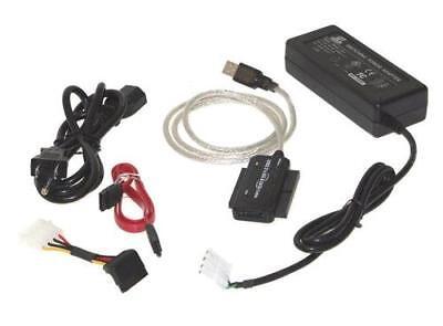 ADATTATORE IDE USB SATA TO HARD DISK DRIVE 2.5 3.5 CAVO CONVERTITORE 220V SIR usato  Roma