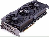 Asus Rog Strix Geforce 1080TI Edition 11 GB