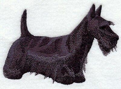 Embroidered Sweatshirt - Scottish Terrier D1829 Sizes S - XXL