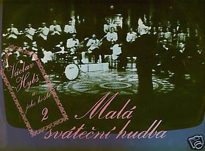 VINYL LP SELTEN !!! (SUPRAPHON 1978) VACLAV HYBS A JEHO