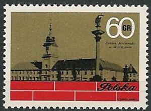Poland stamps MNH (Mi. 2118) Royal castle - <span itemprop=availableAtOrFrom>Bystra Slaska, Polska</span> - Poland stamps MNH (Mi. 2118) Royal castle - Bystra Slaska, Polska