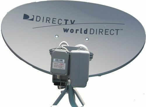 "Directv World Direct International 36"" Dish Directtv , This Is A Pick Up Only"